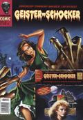 Geister-Schocker, Vollmond-Bestien, m. Audio-CD