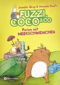 Fuzzi, Coco & Co - Ferien mit Meerschweinchen