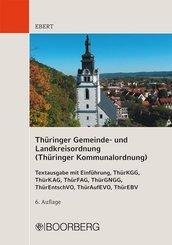 Thüringer Gemeinde- und Landkreisordnung (Thüringer Kommunalordnung)