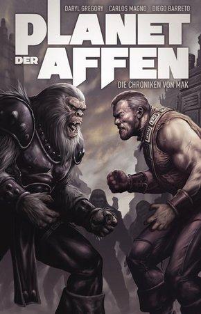 Planet der Affen - Die Chroniken von Mak (Comic)