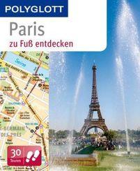 Polyglott Paris zu Fuß entdecken