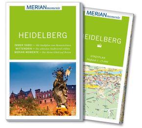 MERIAN momente Reiseführer Heidelberg