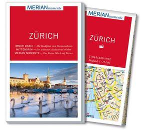 MERIAN momente Reiseführer Zürich