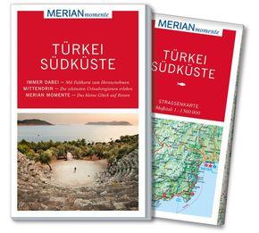 MERIAN momente - Türkei Südküste - Reiseführer