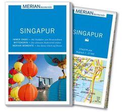 MERIAN momente Reiseführer Singapur