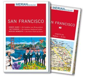 MERIAN momente Reiseführer San Francisco