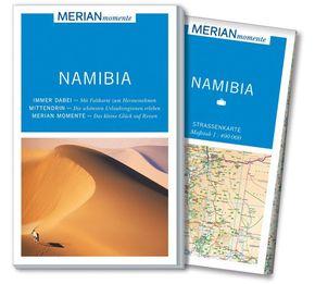 MERIAN momente Reiseführer - Namibia