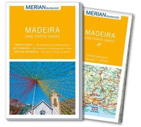 MERIAN momente Reiseführer Madeira und Porto Santo