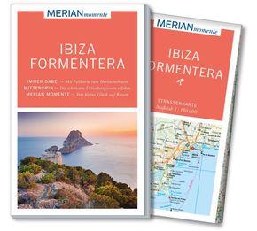 MERIAN momente Reiseführer Ibiza, Formentera