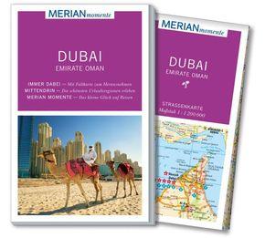 MERIAN momente Reiseführer - Dubai, Emirate, Oman