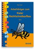 Arbeitsbögen zum Kieler Rechtschreibaufbau - Tl.4