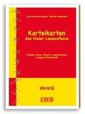 Kieler Leseaufbau: Karteikarten des Kieler Leseaufbaus