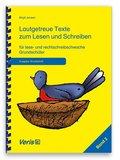 Lautgetreue Texte zum Lesen und Schreiben für lese- und rechtschreibschwache Grundschüler (Druckschrift)