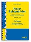 Kieler Zahlenbilder: Zahlenraum 1-20, Vorlagen