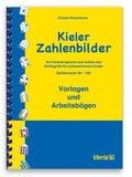 Kieler Zahlenbilder: Zahlenraum 20-100, Vorlagen und Arbeitsbögen