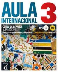 Aula internacional, Nueva edición: Libro del alumno, m. Audio-CD (MP3)