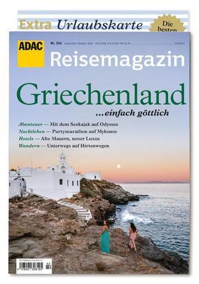 ADAC Reisemagazin Griechenland