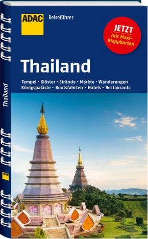ADAC Reiseführer Thailand