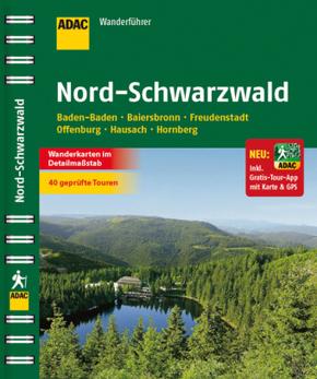 ADAC Wanderführer Nord-Schwarzwald