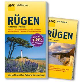 ADAC Reiseführer plus Rügen, Hiddensee, Stralsund