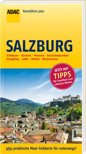 ADAC Reiseführer plus Salzburg