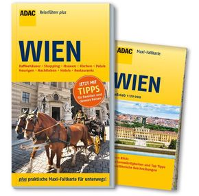 ADAC Reiseführer plus Wien