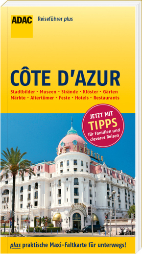 ADAC Reiseführer plus Cote d' Azur