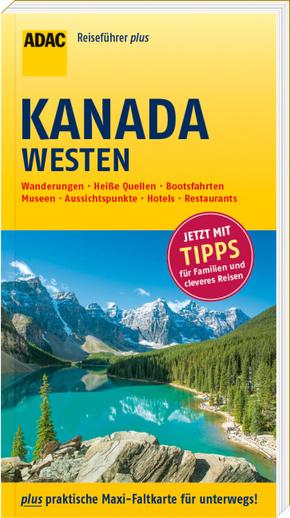 ADAC Reiseführer plus Kanada, Westen