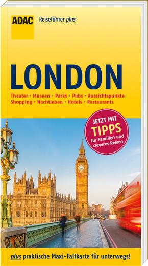 ADAC Reiseführer plus London