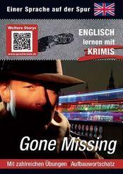 Gone missing - Englisch lernen mit Krimis