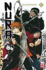 Nura - Herr der Yokai - Bd.17