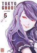 Tokyo Ghoul - Bd.5