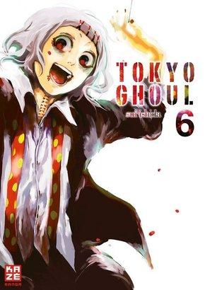 Tokyo Ghoul - Bd.6