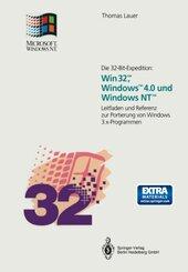 Die 32-Bit-Expedition: Win32 , Windows 4.0 und Windows NT