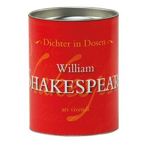 "Dichter in Dosen ""Shakespeare"""