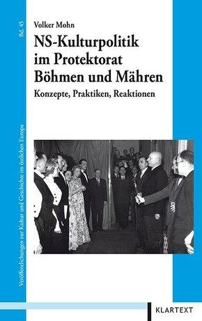 NS-Kulturpolitik im Protektorat Böhmen und Mähren