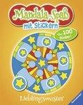 Mandala-Spaß mit Stickern: Lieblingsmuster