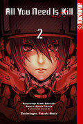 All You Need Is Kill (Manga) - Bd.2