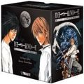 Death Note Complete Box, 13 Teile - Bd.1-13