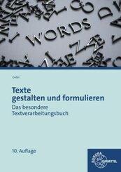 Texte gestalten und formulieren
