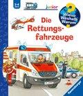 Die Rettungsfahrzeuge - Wieso? Weshalb? Warum?, Junior Bd.23