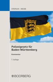 Polizeigesetz für Baden-Württemberg (PolG BW), Kommentar
