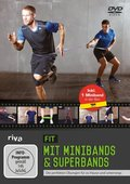 Fit mit Minibands & Superbands, DVD + Miniband