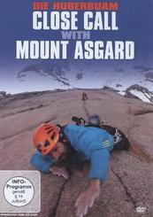 Die Huberbuam - Close call with Mount Asgard, 1 DVD