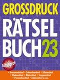 Großdruck-Rätselbuch - Tl.23