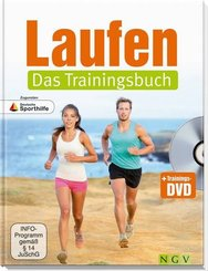 Laufen - Das Trainingsbuch, m. DVD