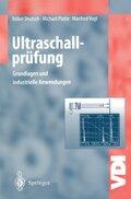 Ultraschallprüfung