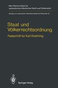 Staat und Völkerrechtsordnung