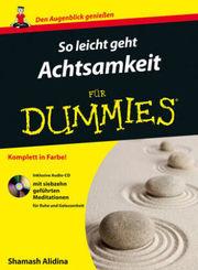 So leicht geht Achtsamkeit für Dummies, m. Audio-CD