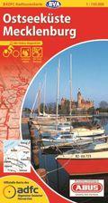ADFC-Radtourenkarte Ostseeküste, Mecklenburg